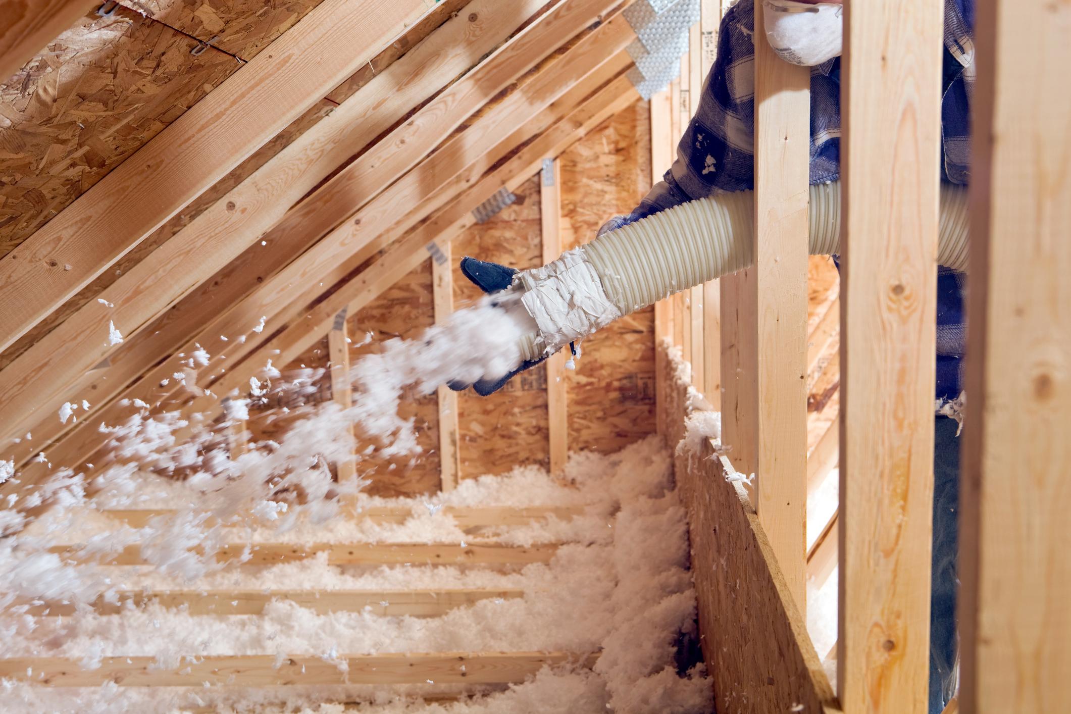 attic insulation ballwin mo